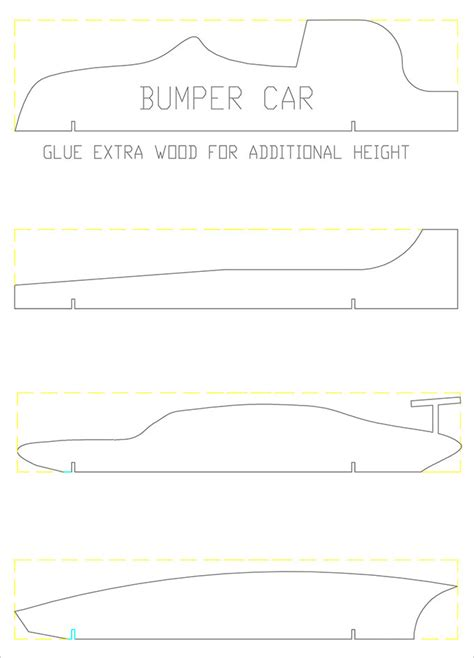 free pinewood derby templates printable 10 pinewood derby templates