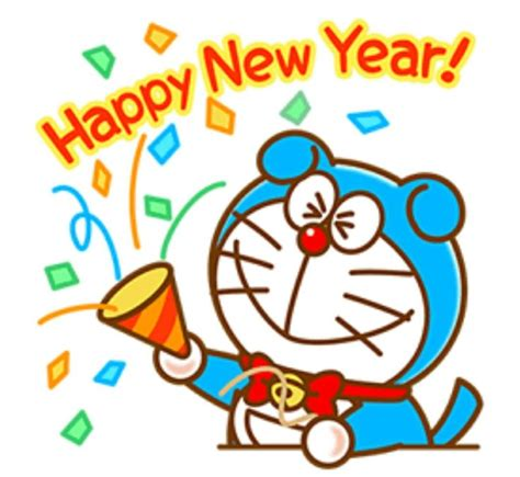 Doraemon New Year by 293 Best Doraemon Images On Doraemon