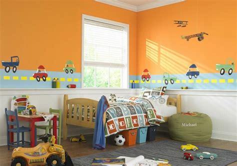 paint ideas for car themed room papa room pinterest d 233 co chambre enfant 77 id 233 es qui vont vous inspirer