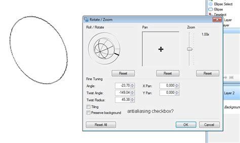 paint tool sai anti aliasing rotate w o anti aliasing paint net discussion and