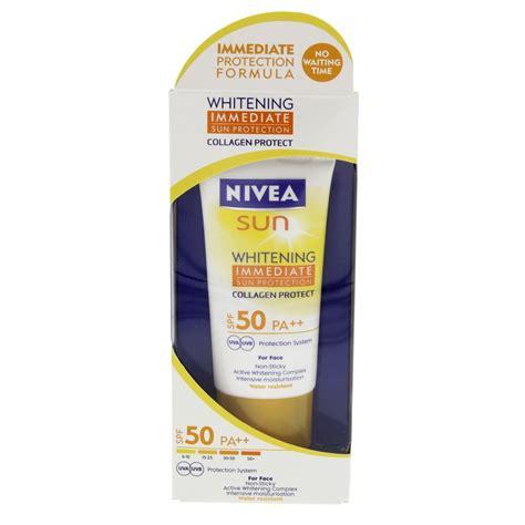 Dr Skincare Lotion Malam Whitening buy nivea sun whitening spf 50 50 ml in uae dubai qatar best price
