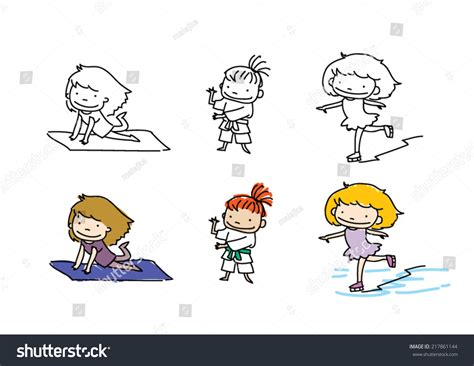 4minute s jihyun becomes a freckly skater chick in quot the vector line art drawing girls spending stock vector