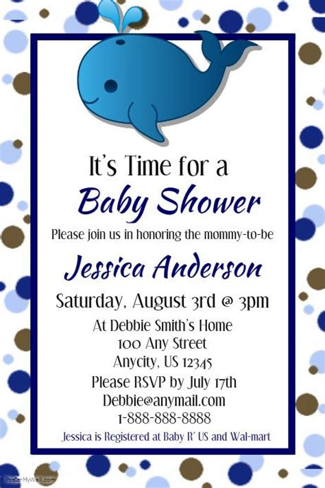 baby shower flyer template 1000 images about baby shower invite announcements and