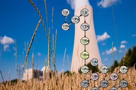 fisica radiactividad la utilizaci 243 n de la radiactividad presente en el medio