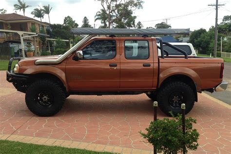 nissan jeep 2005 2006 nissan d22 navara review loaded 4x4
