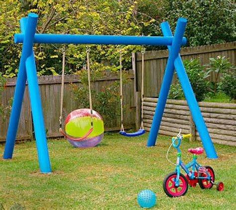 child swing plans how to make a kids swing