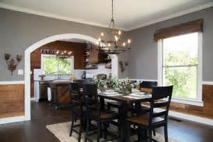 Kitchen Dining Room Ideas Photos kitchen entryway by cutting a wide archway making both the kitchen and