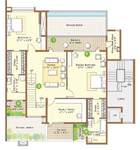 embassy floor plan embassy grove villaments kodihalli embassy group