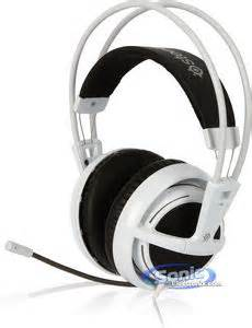 Headset Steelseries Siberia V2 White steelseries siberia v2 white iphone gaming headphones