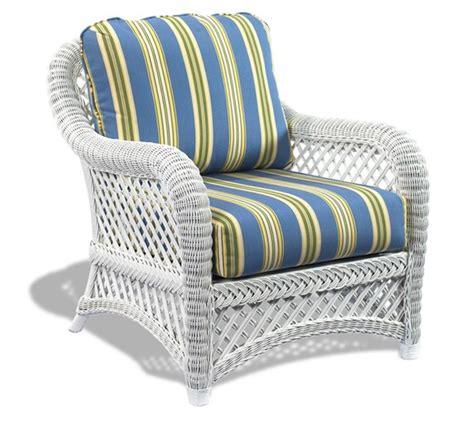 White Wicker by White Wicker Chair Lanai Wicker Paradise