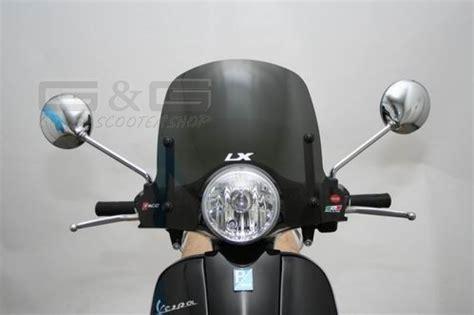 Wind Shield Vespa Lx S Istimewa windscreen smoke windbreak windshield for piaggio vespa lx 50 125 150cc ebay