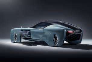 Rolls Roycs Rolls Royce Vision Next 100 Concept