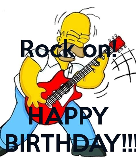 download happy birthday rock guitar version mp3 mp3 id rock on happy birthday poster rute keep calm o matic