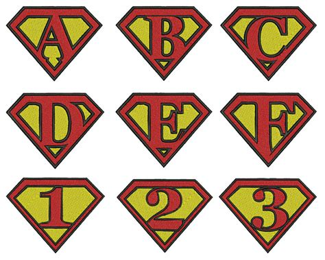 superman alphabet template superman letter template pictures to pin on