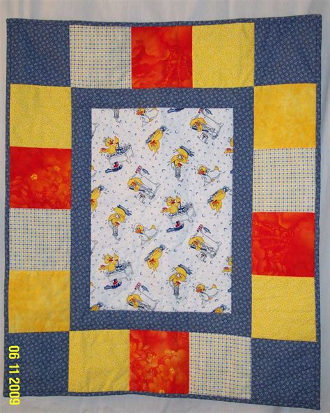 Easy Baby Quilts To Make by Teaching Schedule
