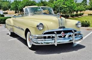 Pontiac Chieftain Convertible 1951 Pontiac Chieftain Convertible For Sale