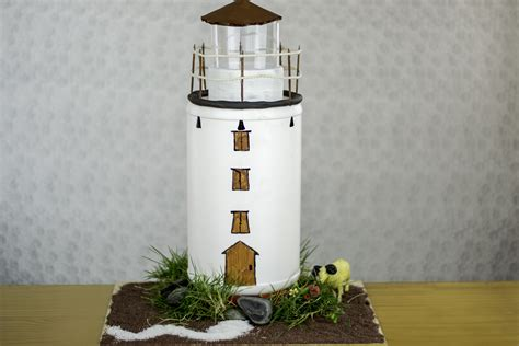 lights for model houses how to build a model lighthouse for a project