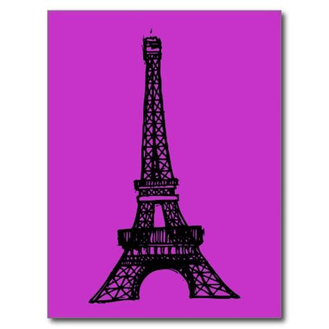 eiffel tower template eiffel tower clipart best