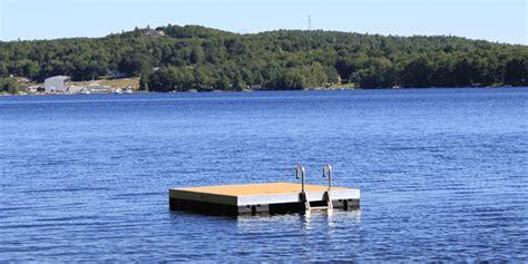 swim rafts great northern docks