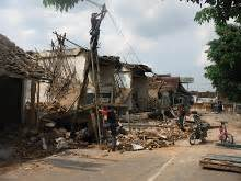 earthquake yogyakarta 2006 natural disasters in indonesia explosive eruption of