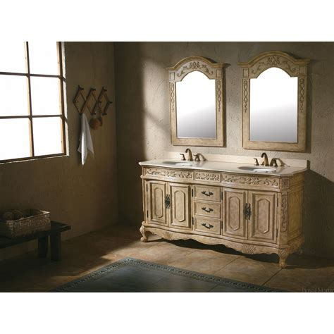 Antique Bathroom Furniture Martin Furniture Classico 72 Quot Antique Parchment Bathroom Vanity Set Reviews Wayfair