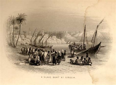 slave boat ancient egypt and archaeology web site slave boat at