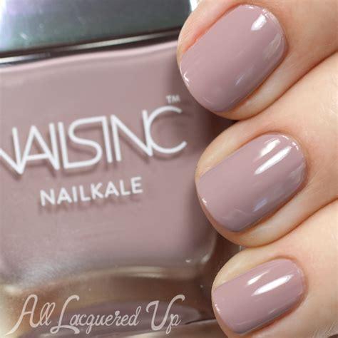 Nails Inc by Nails Inc Nailkale Nail Swatches Review All