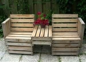 Hom Patio Furniture by Outdoor Pallet Furniture Ideas Backyard Patio Wooden Fence