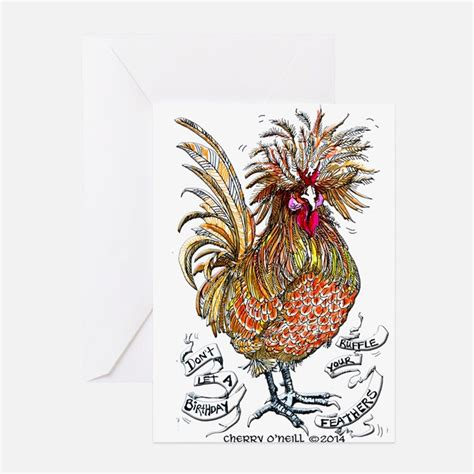 Chicken Birthday Card Chicken Birthday Greeting Cards Card Ideas Sayings