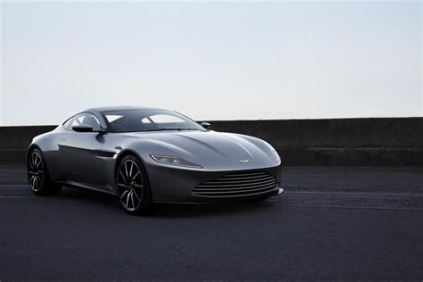 Martin Aston Aston Martin Db10 Built For Bond Spectre