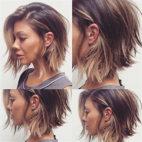medium shorter in back hairstyles best 25 edgy medium haircuts ideas on pinterest edgy