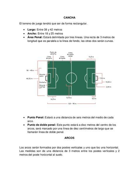 cafe nevrije espresso futbol sala medidas 28 images pista de futbol sala