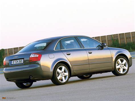2000 audi a4 sedan audi a4 3 0 sedan b6 8e 2000 2004 photos 1024x768