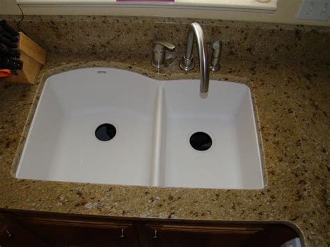 granite composite kitchen sinks undermount all home
