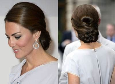 oklahoma hair stylists and updos kate middleton hair how to style updo focusonstyle com