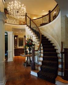 pics of foyers foyer photos of custom house plans by studer residential
