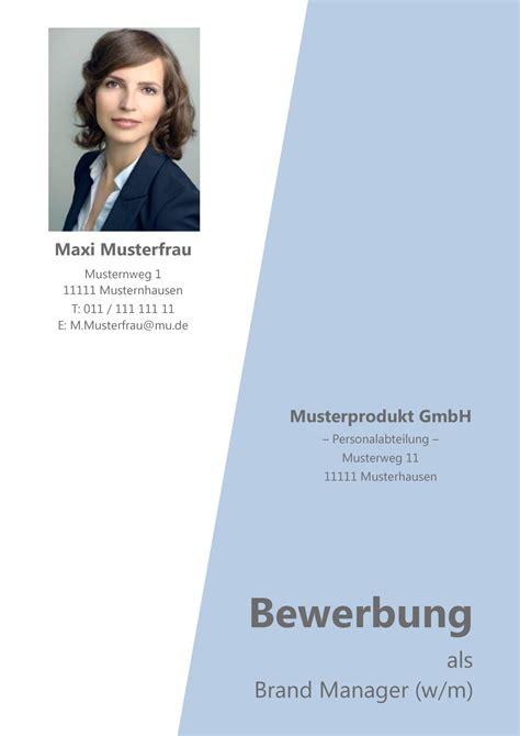 Bewerbung Deckblatt Kv Deckblatt In Der Bewerbung 252 Ber 100 Kostenlose Muster