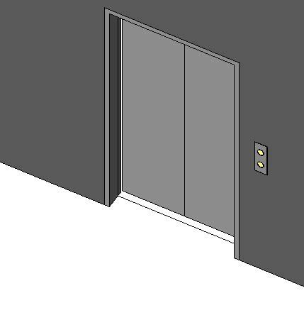 glass panel garage door revit elevator doors revit elevator 3d model sc 1 st formfonts