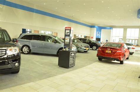 Luther Brookdale Honda by Luther Brookdale Honda Car Dealership In Center