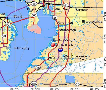 apollo florida fl profile population maps real