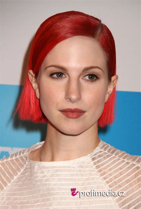 Williams Hairstyles by Hayley Williams Hairstyle Easyhairstyler