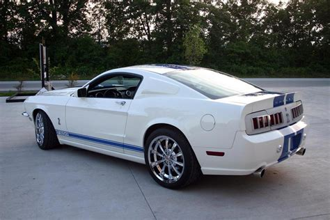2008 FORD SHELBY GT500 CUSTOM COUPE   71675