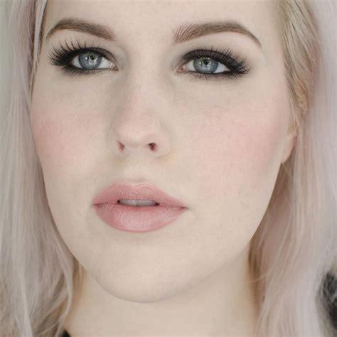 tutorial makeup matte basic matte smokey eyeshadow tutorial rebeccashoresmua com