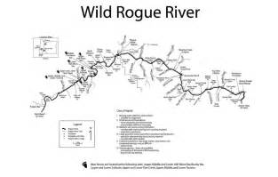 rogue river oregon map rogue river rafting oregon rafting