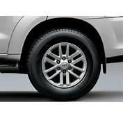 What Is The Tyre Pressure For Toyota Fortuner  CarDekhocom