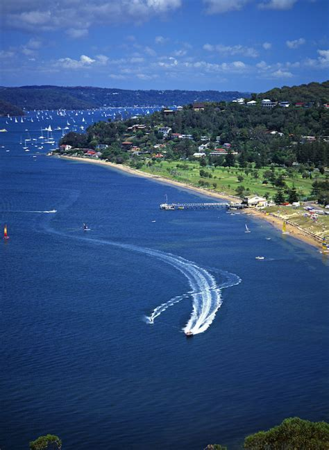 pittwater hawkesbury yacht charter charterworld yachting location guide
