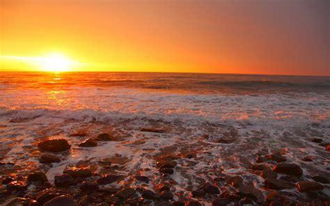 sunset orange orange sunset wallpaper 1377828