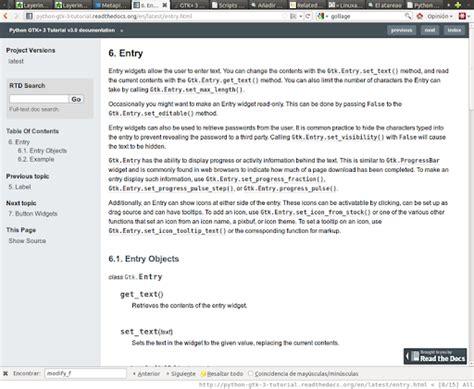 tutorial python en ubuntu un excelente tutorial para migrar a gtk 3 con python