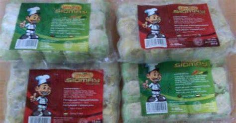 Siomay Umami Isi 15pcs barokah frozen food siomay umami
