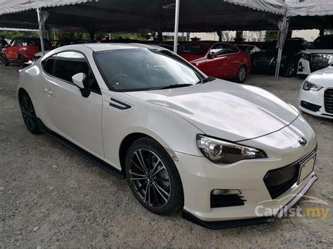 2012 Subaru Brz For Sale by Subaru Brz 2012 2 0 In Kuala Lumpur Automatic Coupe White